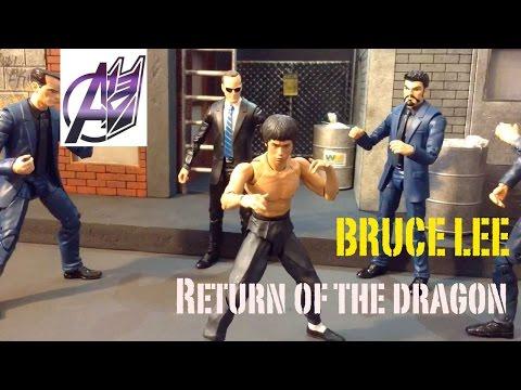 Bruce Lee [Stop