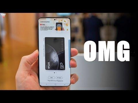 Samsung Galaxy S11 - HELL YEAH!