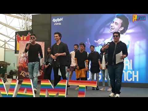 Rangtaari Song Launch - Aayush Sharma & Dev Negi - LoveRatri Movie