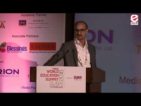 WES 2016 Dubai - Ashok Kumar, Board Member, Himalayan University