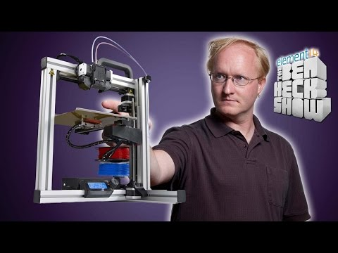 Ben Heck Answers Your 3D Printing Questions