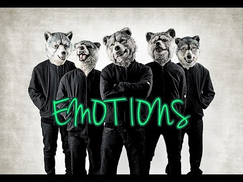 MAN WITH A MISSION   Emotions Live