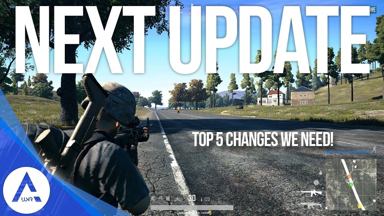 PUBG Xbox: Sensitivity Settings, Next Update, Road Map