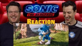 Sonic The Hedgehog - New Official Trailer Reaction / Review / Rating
