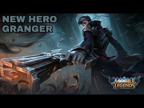 Mobile legends new hero Granger ! Mobile legends new skin , New Event Mobile legends