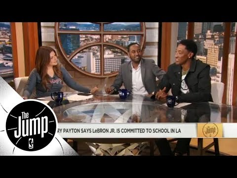 More proof that LeBron James is headed to Lakers? | The Jump | ESPN