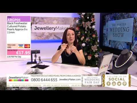 JewelleryMaker LIVE 04/12/16: 6pm - 11pm
