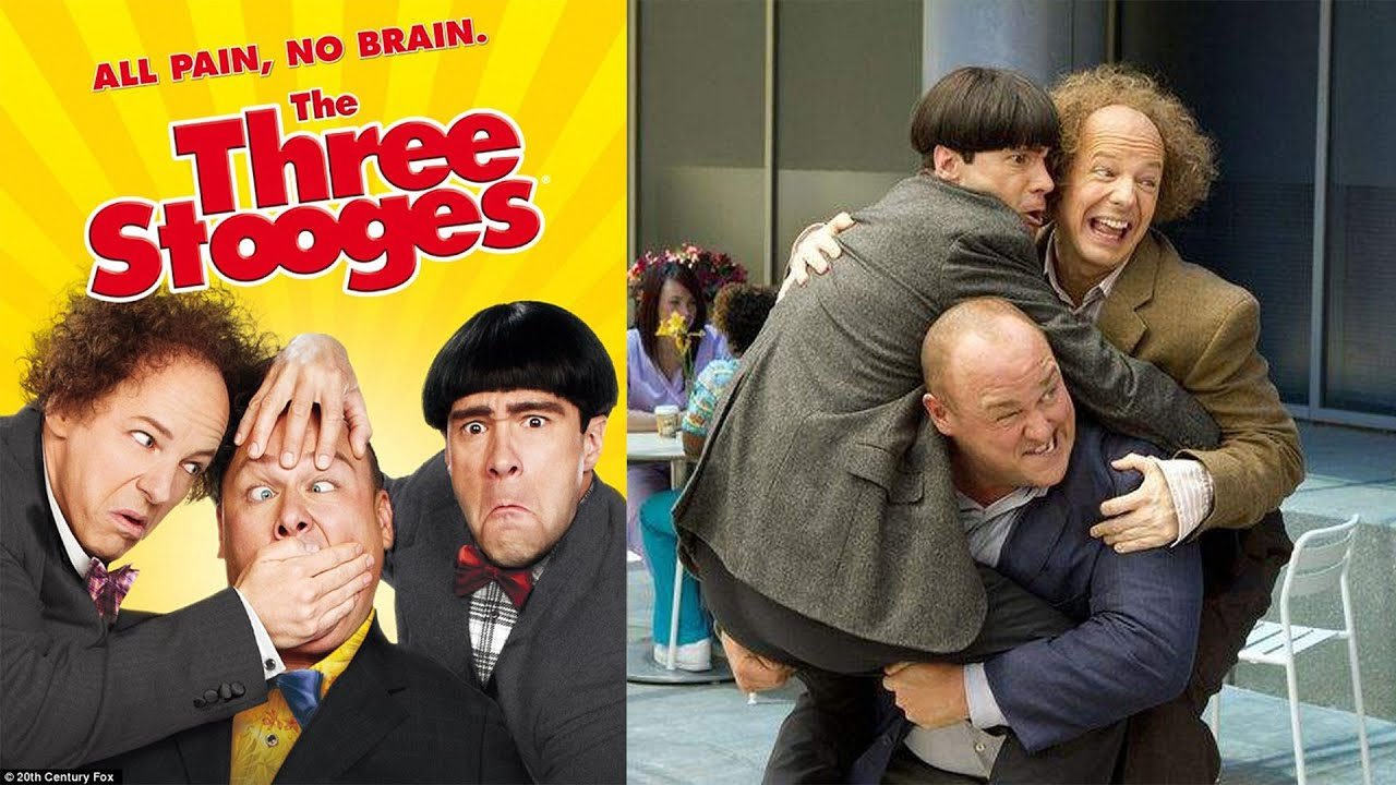 Download The Three Stooges  Comedy,  FULL HD