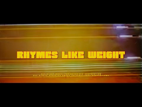 Curren$y - Rhymes Like Weight