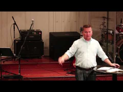 FJBC Youth Pastor Candidate: Marty Middleton
