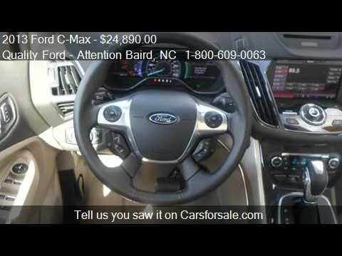 2013 Ford C-Max SEL - for sale in Whiteville, NC 28472
