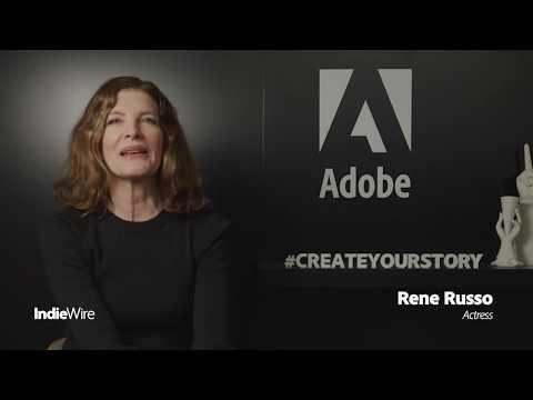 Rene Russo | #CreateYourStory at Sundance 2019