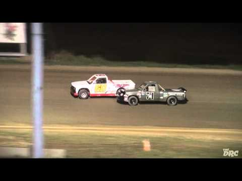 #NBTF | Waynesfield Raceway Park | 9.27.14 | Tuff Truck Feature Photo Finish