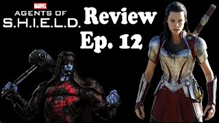 Agents of SHIELD temporada 2, capitulo 12 REVIEW