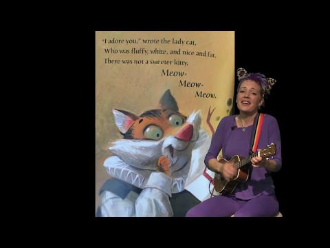 Children's Song: Señor Don Gato - a traditional children's sing along book song