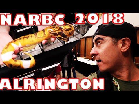 ARLINGTON REPTILE SHOW PART 1