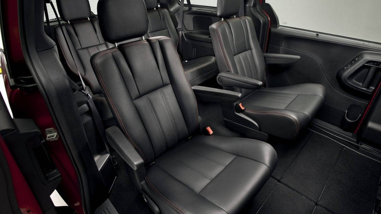 New 2018 Dodge Grand Caravan Interior