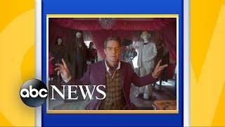 Hugh Grant reacts to 'unusual' BAFTA nomination