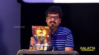 Thanu Invites Vivek to Launch  Indrajith Comic Book  | Gautham Karthik, Ashrita Shetty, Sonarika