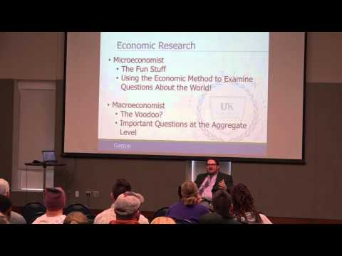 The life of an Economist: Daniel Duncan