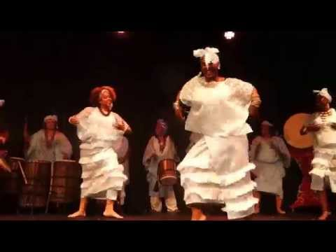 Sunu African Ritual Drum & Dance of Gratitue - S.H.I.N.E. Mawusi @ Korean Cultural Center