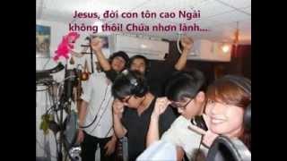 Tôn cao danh Ngài_Your Name High_Hillsong_daviddong_Mp4