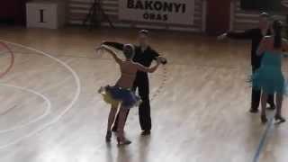9.Gizella kupa, Áron és Csenge - Fashion-Dance TSE. - Érd Thumbnail