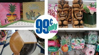 99 CENT ONLY STORE * NEW SUMMER FINDS * COME WITH ME
