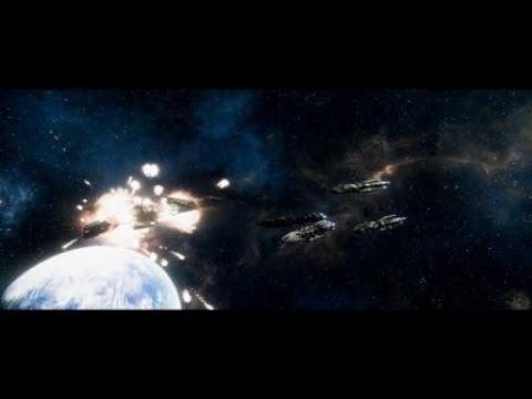 """BATTLESTAR GALACTICA Deadlock """"Ghost Fleet Offensive"""" Mission 1  """
