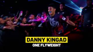 ONE Highlights | Danny Kingad's All-Action Style