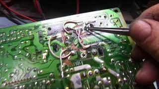 ремонт телевизора   LG    шасси  MC-84A