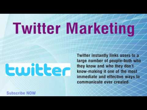 Social Media Marketing – Free Marketing With Facebook and Twitter