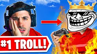 Playing with The #1 Troll on Warzone! 😳