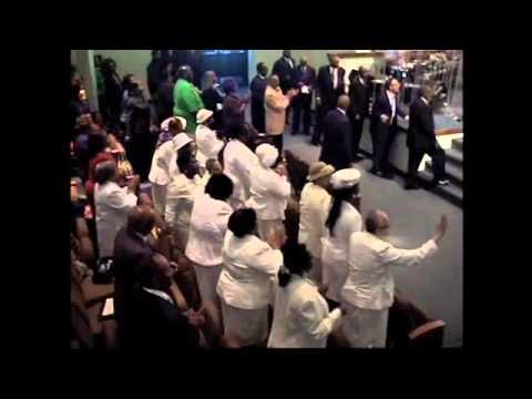 Donyea-St. John Church Praise Break
