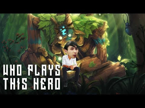 WHO PLAYS TREANT IN 2019 (SingSing Dota 2 Highlights #1481)