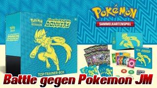 Echo des Donners ETB Opening - Card Battle gegen Pokemon JM! ;D | Pokemon Traiding Card Game