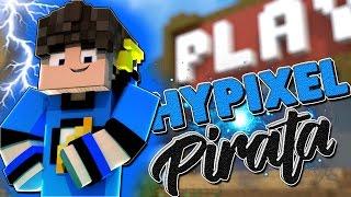 HYPIXEL PIRATA?! - SERVER DE SKYWARS IGUAL AO HYPIXEL!