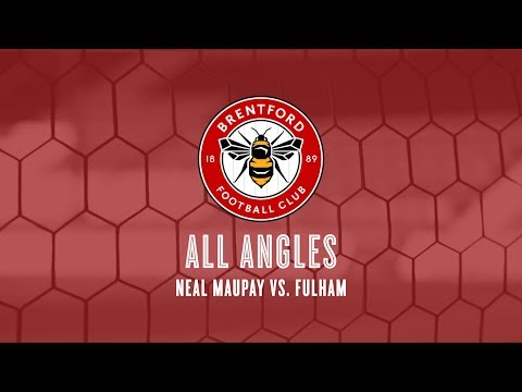 All Angles: Neal Maupay Vs. Fulham thumbnail