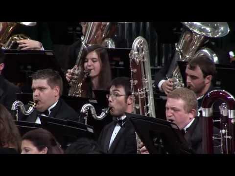 UNT Wind Symphony: Dooley's Masks and Machines