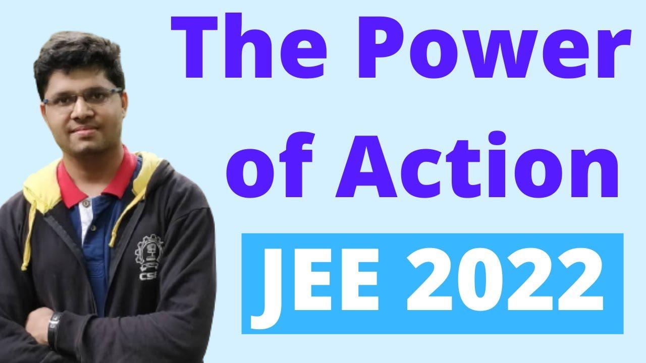 """Download JEE 2022: More Marks with Less Effort 📈 (""""ACTION"""" Method 🔥)   Kalpit Veerwal"""