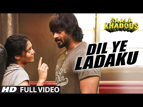 DIL YE LADAKU Full Video Song | SAALA KHADOOS | R. Madhavan, Ritika Singh | T-Series