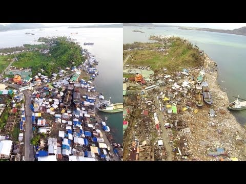 Philippines: the road to recovery after Typhoon Haiyan