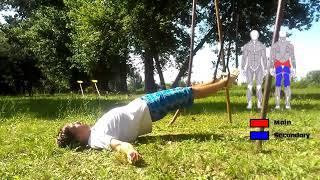 Best 20 TRX exercises for full body