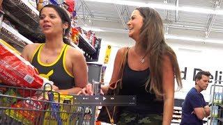 Boldly Farting on People of Walmart in Las Vegas (While Making Eye Contact)