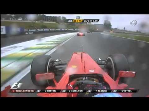 Gran Premio de Brasil F1 2012 (CARRERA COMPLETA) Parte 2