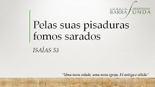 Exposição em Isaías 53  -  Pr.  Mauro Meister
