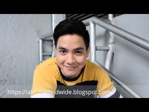 Titig Challenge Ni Alden Richards