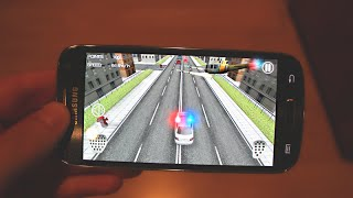 Free Android Police Car Driver Game