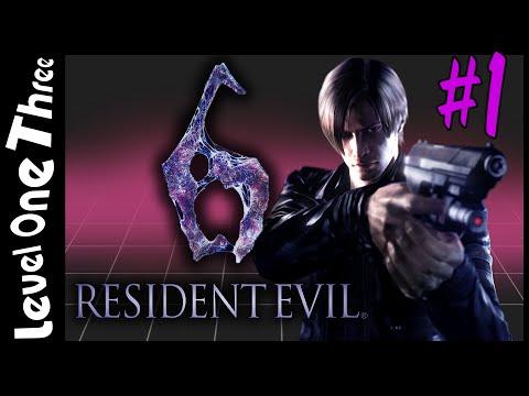 Resident Evil 6 - Part 1: Glossy Hair - Level One Three