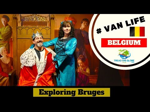 A day exploring the city of Bruges - Belgium